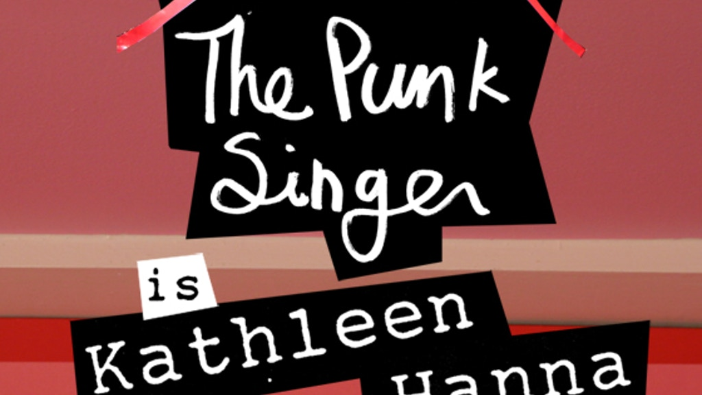 The Punk Singer: The Documentary about Kathleen Hanna project video thumbnail