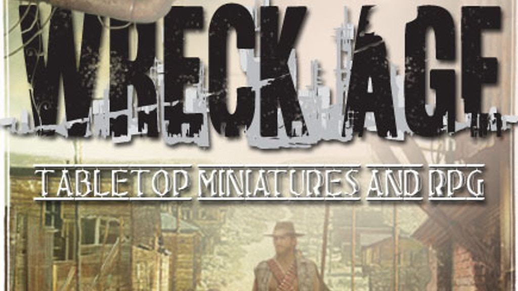 Wreck Age: A far-future dystopian post-exodus adventure! project video thumbnail