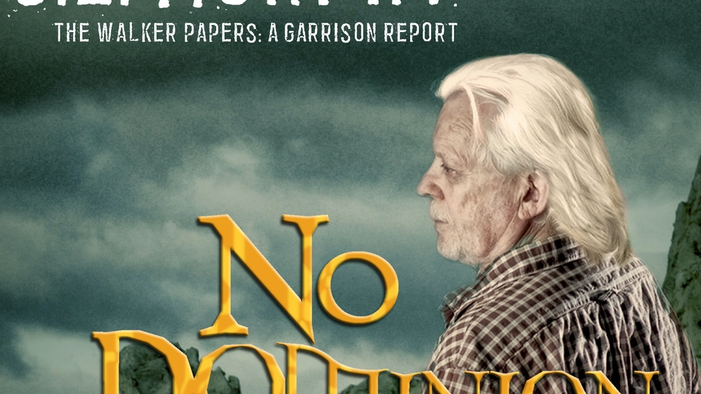NO DOMINION: A Walker Papers Novella by CE Murphy project video thumbnail