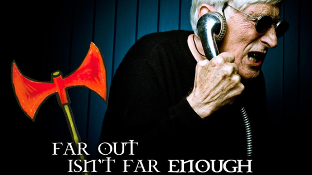 Far Out Isn't Far Enough: The Tomi Ungerer Story project video thumbnail