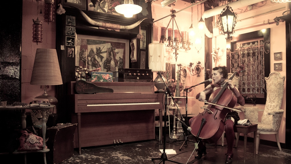 The Unwoman Film Project: Steampunk Cello Music Revealed project video thumbnail