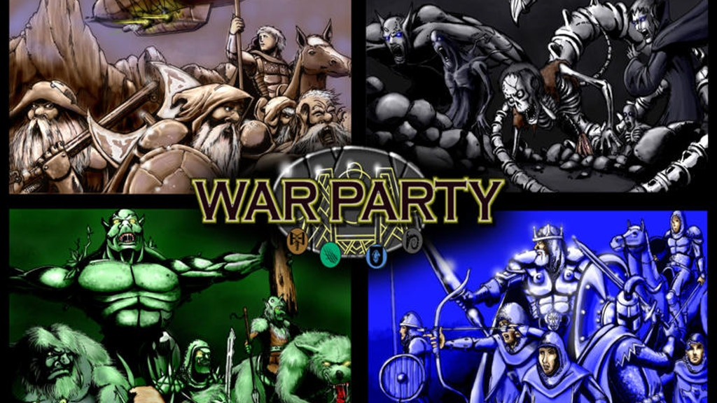 Warparty project video thumbnail