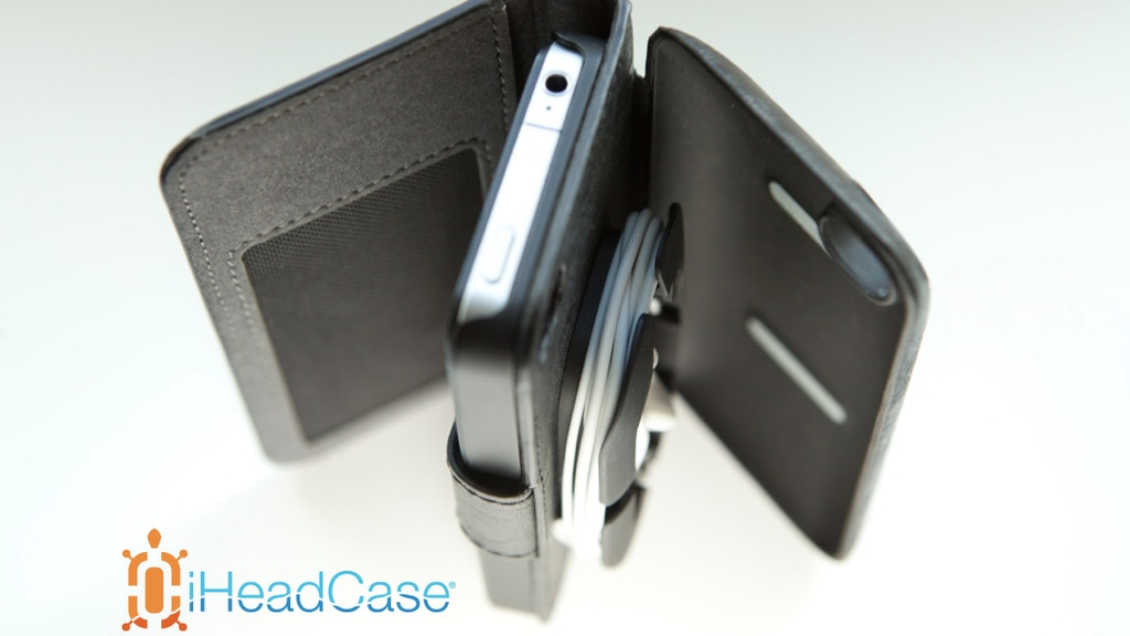 iHeadCase: Cases with Concealed Headphone Storage Systems project video thumbnail