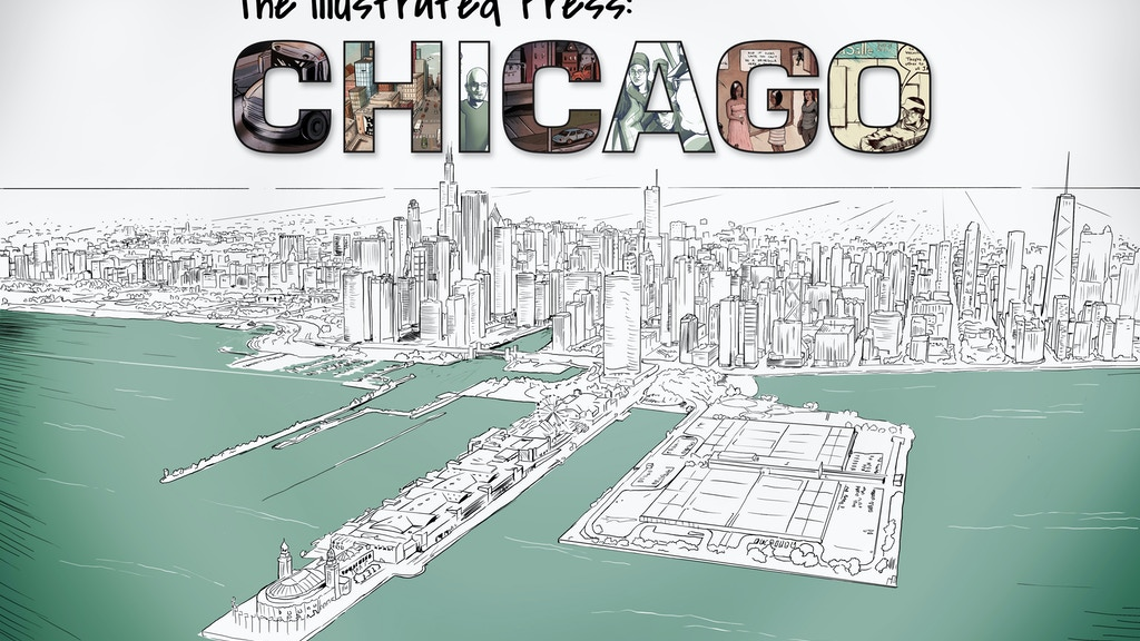 The Illustrated Press: Chicago project video thumbnail