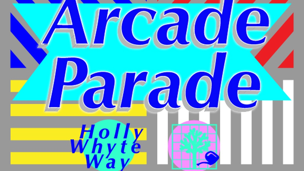 The Arcade Parade project video thumbnail