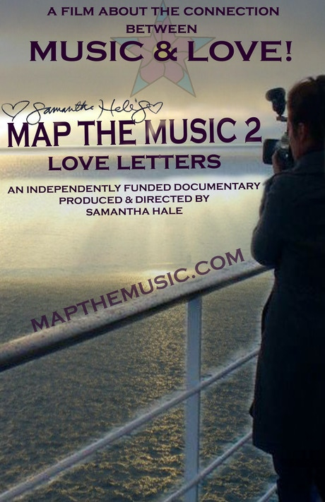 YOU help make Map the Music 2: Love Letters! by samantha hale ...
