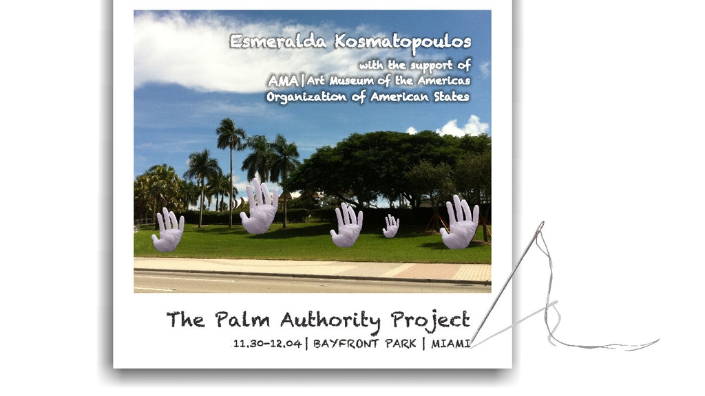 The Palm Authority Project project video thumbnail