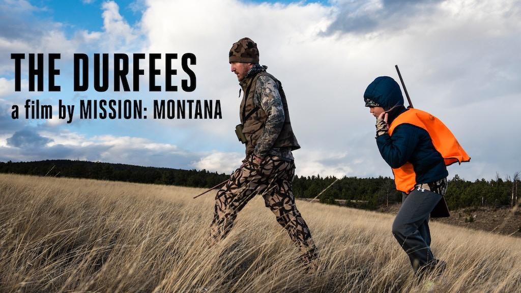 The Durfees - Saving a Montana Public Land Treasure project video thumbnail
