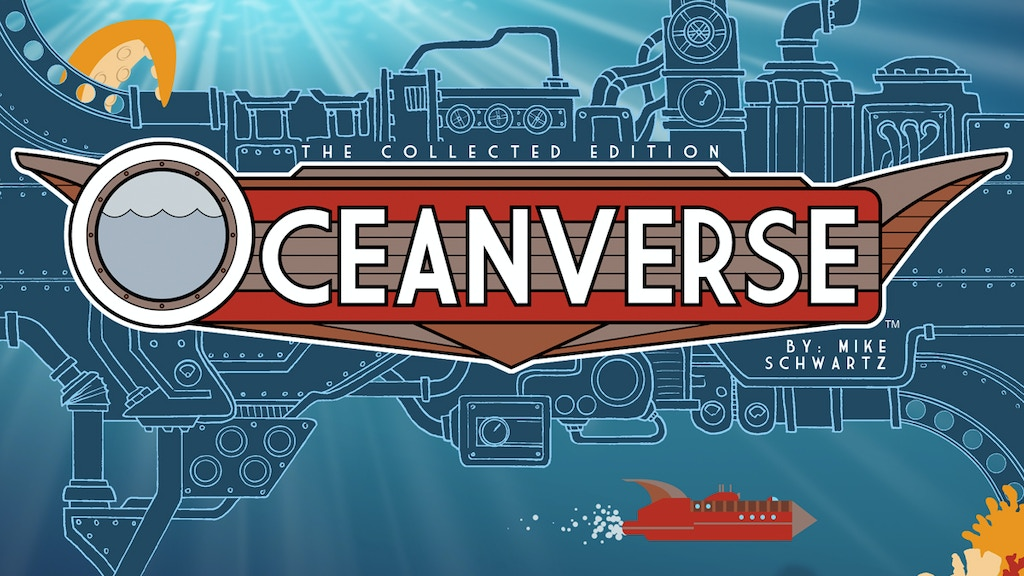 Oceanverse: The Collected Edition project video thumbnail