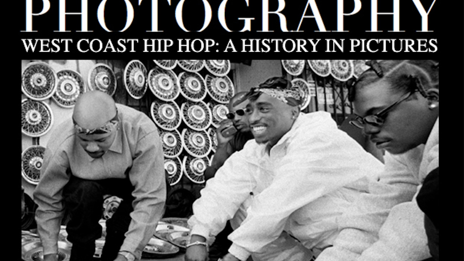 West Coast Hip Hop A History In Pictures – Michael Miller by Over ...
