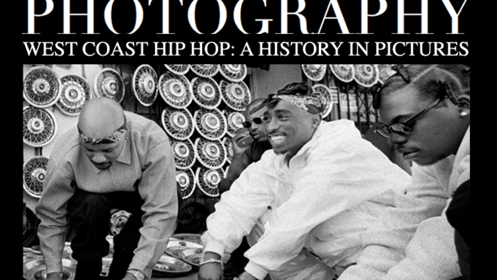 West Coast Hip Hop A History In Pictures – Michael Miller project video thumbnail