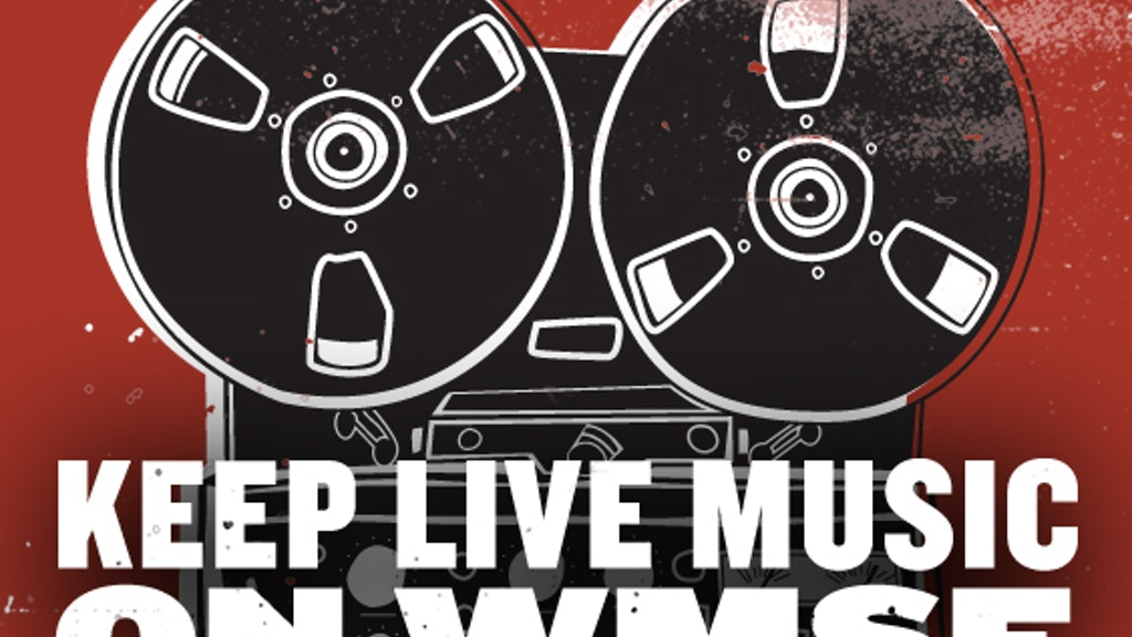 Keep Live Music on WMSE project video thumbnail