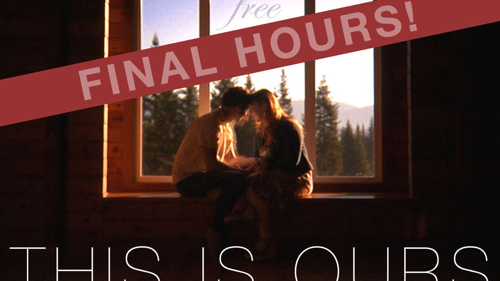 THIS IS OURS: Post Production (feature film shot on the RED) project video thumbnail