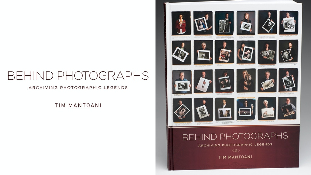 Behind Photographs: Archiving Photographic Legends Book project video thumbnail