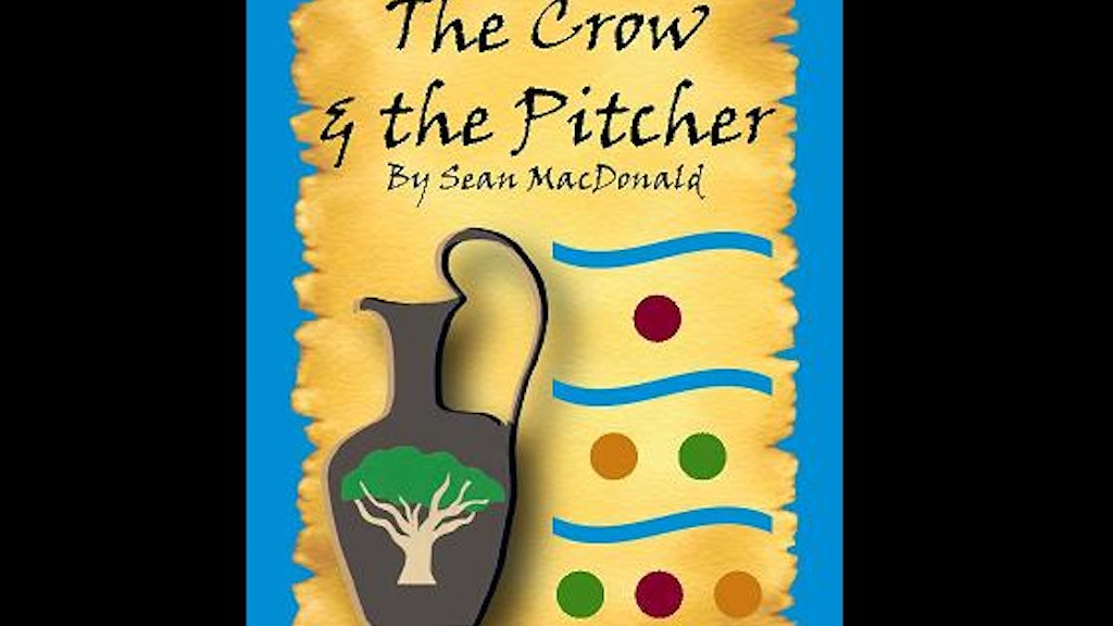 Crow and the Pitcher - An Aesop Card Game project video thumbnail