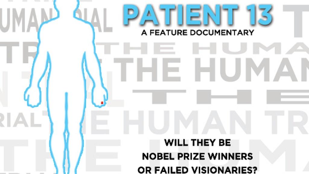 Patient 13 project video thumbnail