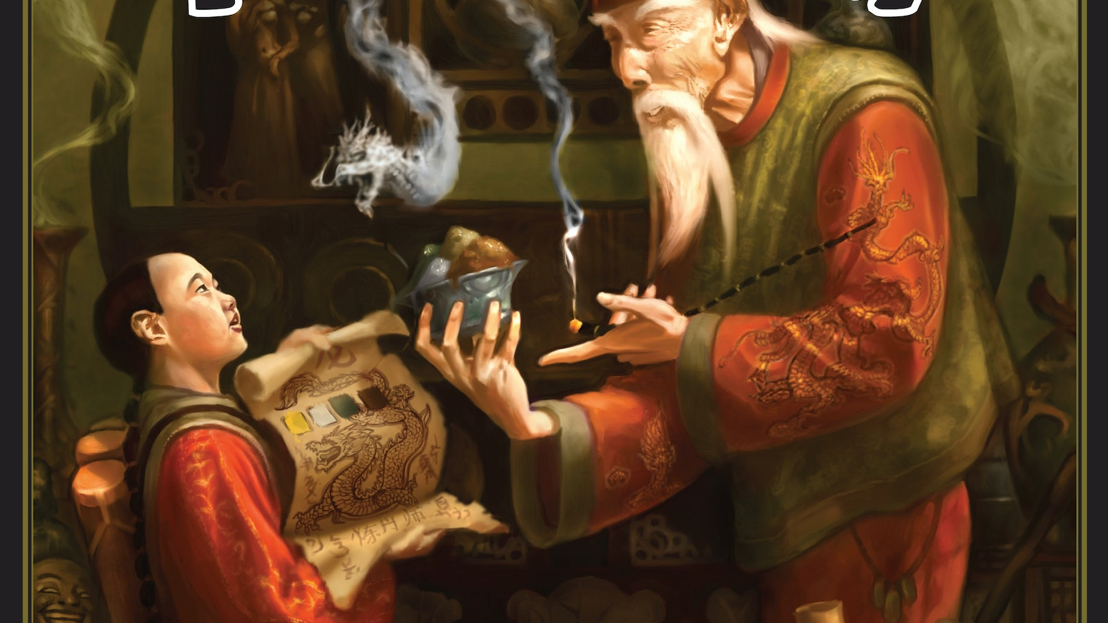 Manage your resources and build greater projects than your rivals and you will become the new Zong Shi - The Grand Master Craftsman!