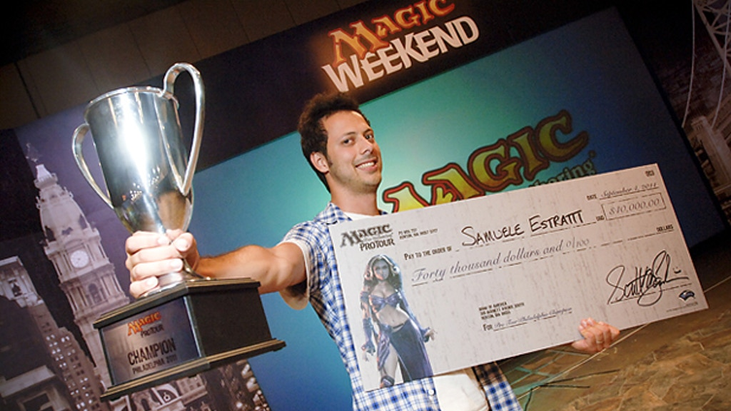 Magic: The Gathering World Championships - A Documentary project video thumbnail