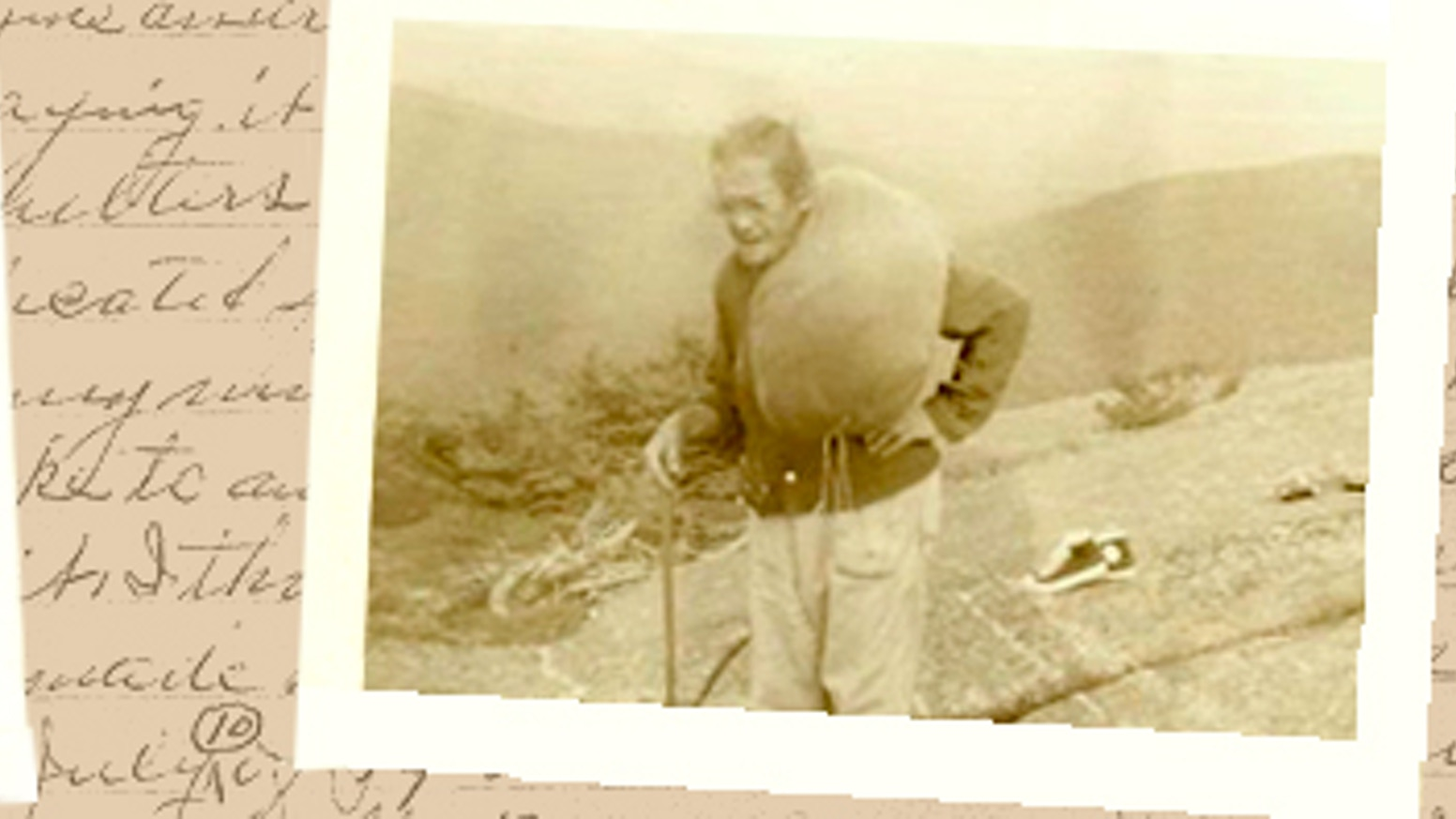 On September 25, 1955, 67 year old Emma Gatewood who became the first woman to solo thru-hike the Appalachian Trail!