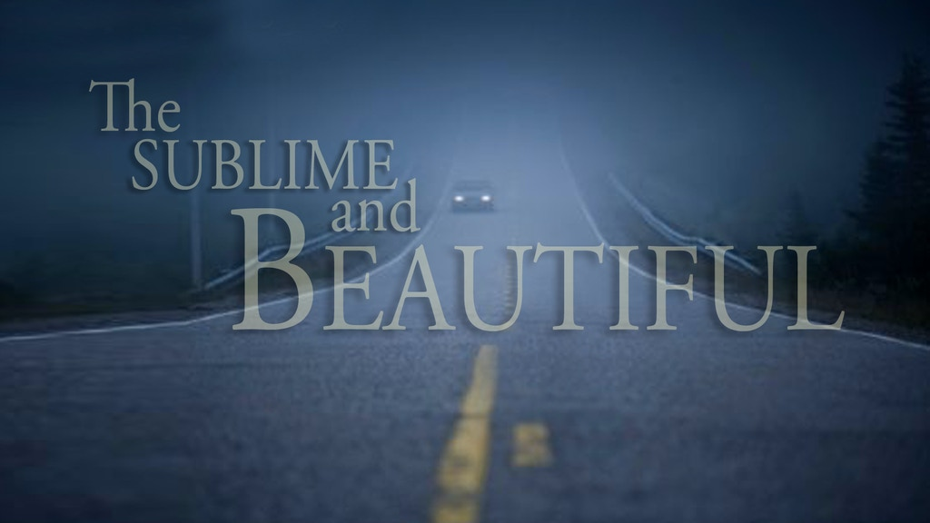 The Sublime and Beautiful project video thumbnail