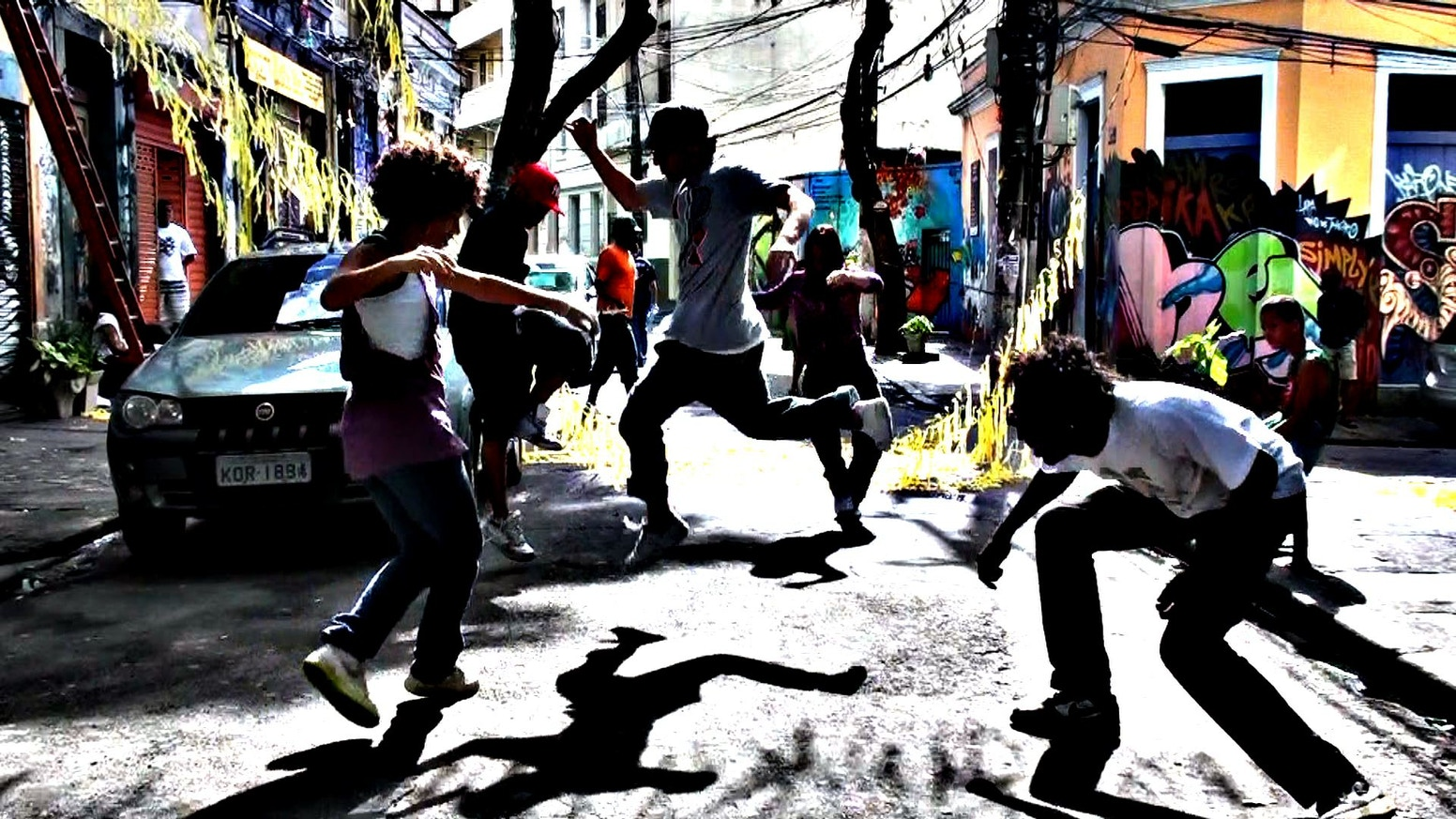Believe The Beat : Hip Hop Dance in Rio de Janeiro by
