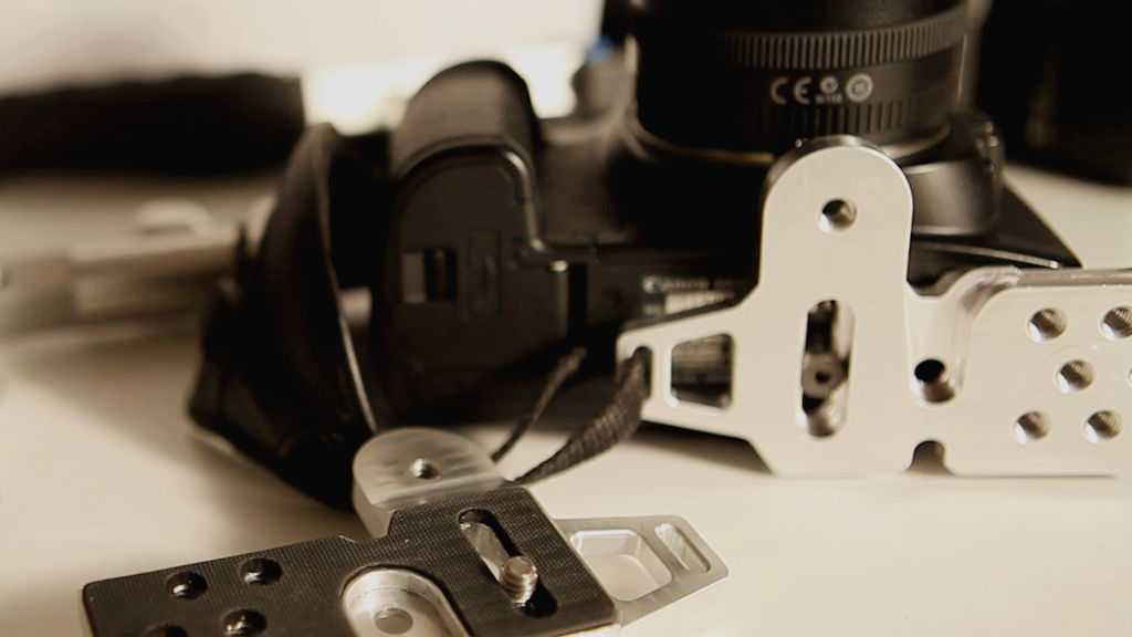 M-Plate: A Multi-Function Camera Tripod Plate System project video thumbnail