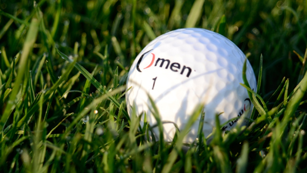 The Omen by OnCore Golf- Hollow Metal Core Golf Balls project video thumbnail