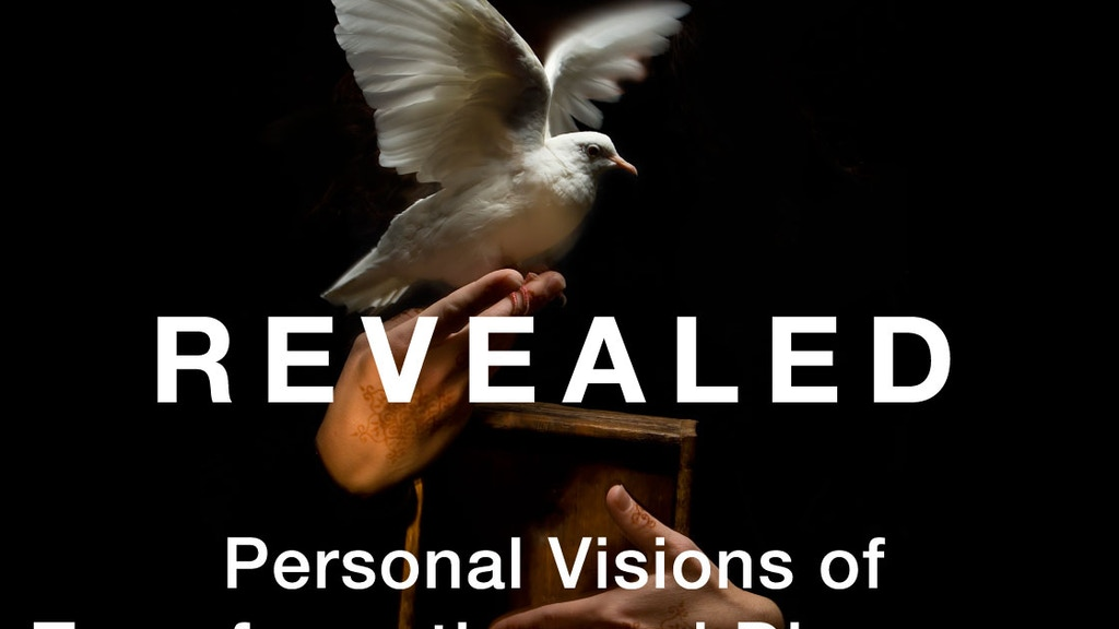 REVEALED: Personal Visions of Transformation and Discovery project video thumbnail