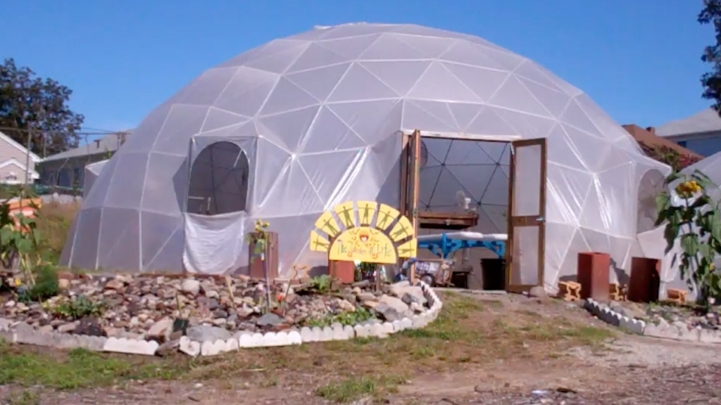 New Urban Farmers' Aquaponic Dome Greenhouses project video thumbnail