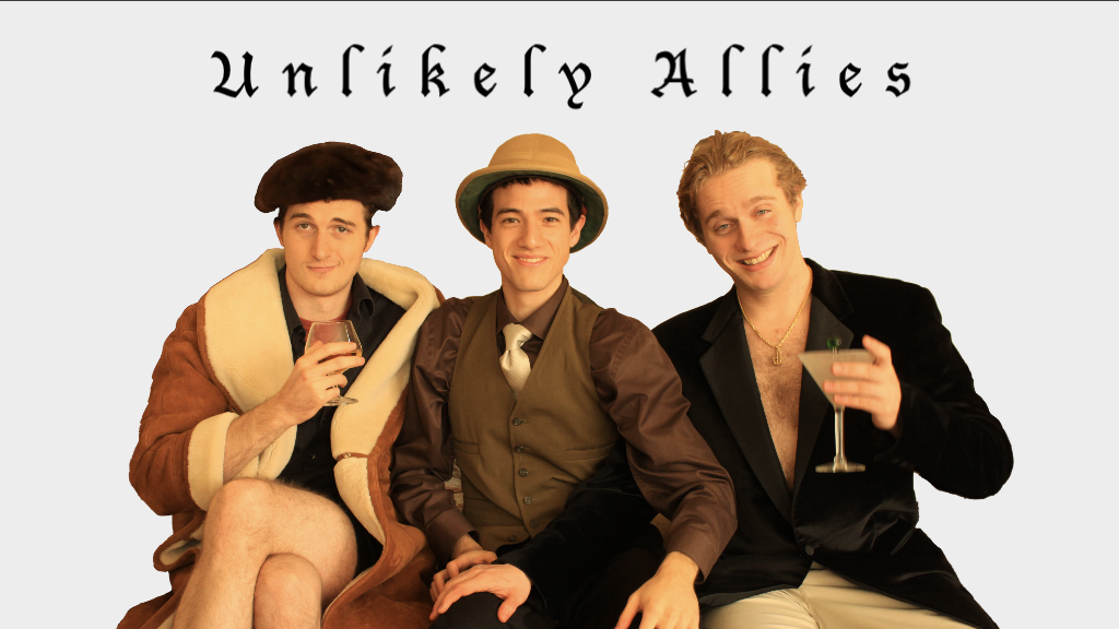 """""""Unlikely Allies"""" Sketch Comedy Pilot project video thumbnail"""
