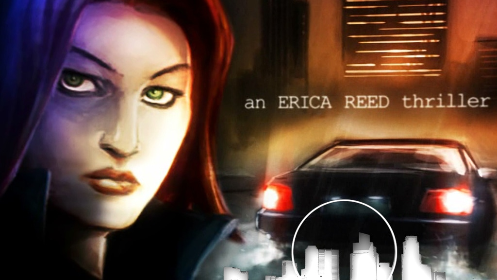 Cognition: An Erica Reed Thriller project video thumbnail