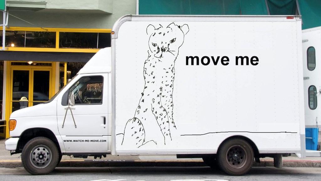 Move Me: Public Art Project project video thumbnail