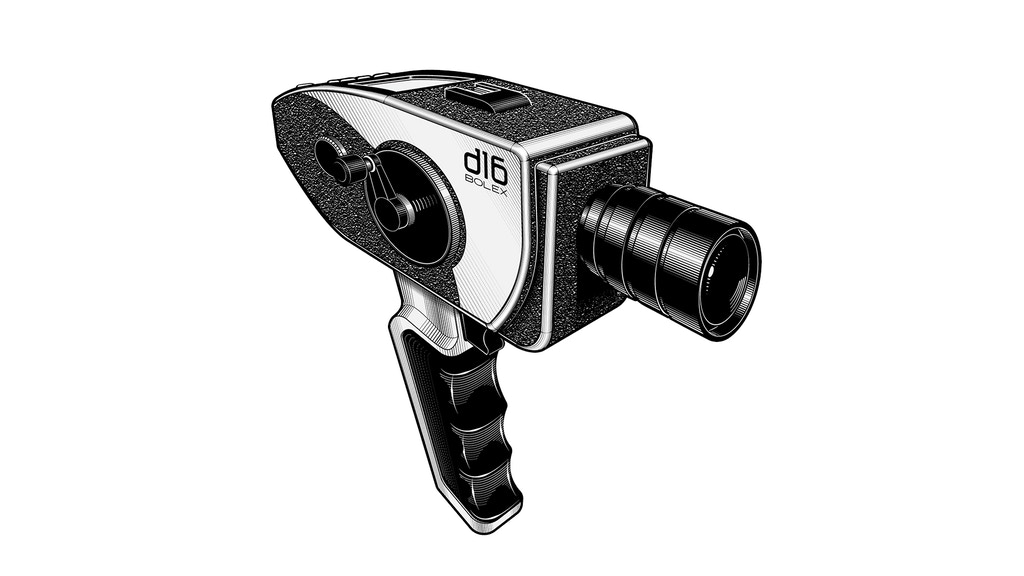The Digital Bolex: The 1st Affordable Digital Cinema Camera project video thumbnail