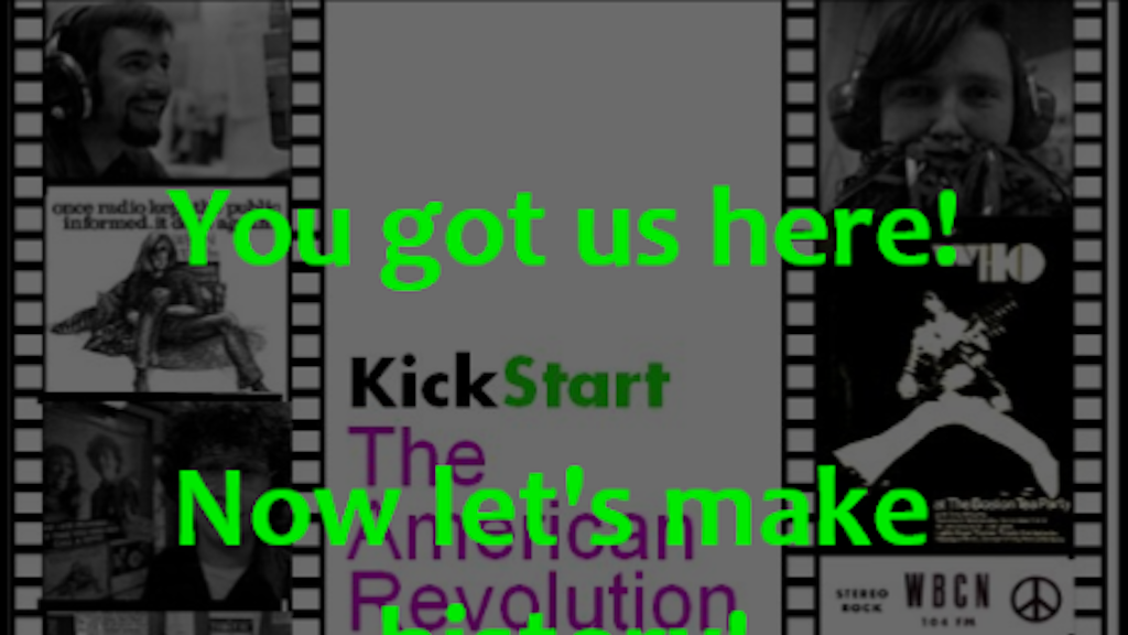 The American Revolution project video thumbnail