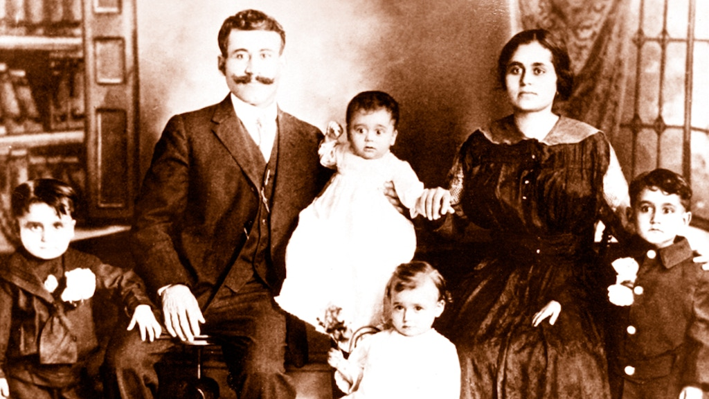 The Arab Americans - An Untold History project video thumbnail