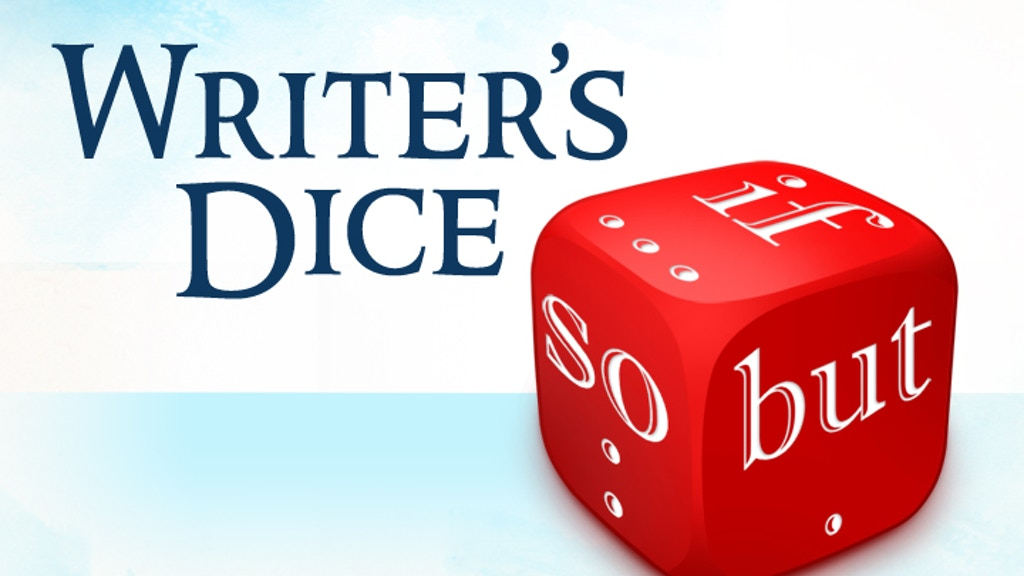 Writer's Dice - Roll over writer's block! project video thumbnail