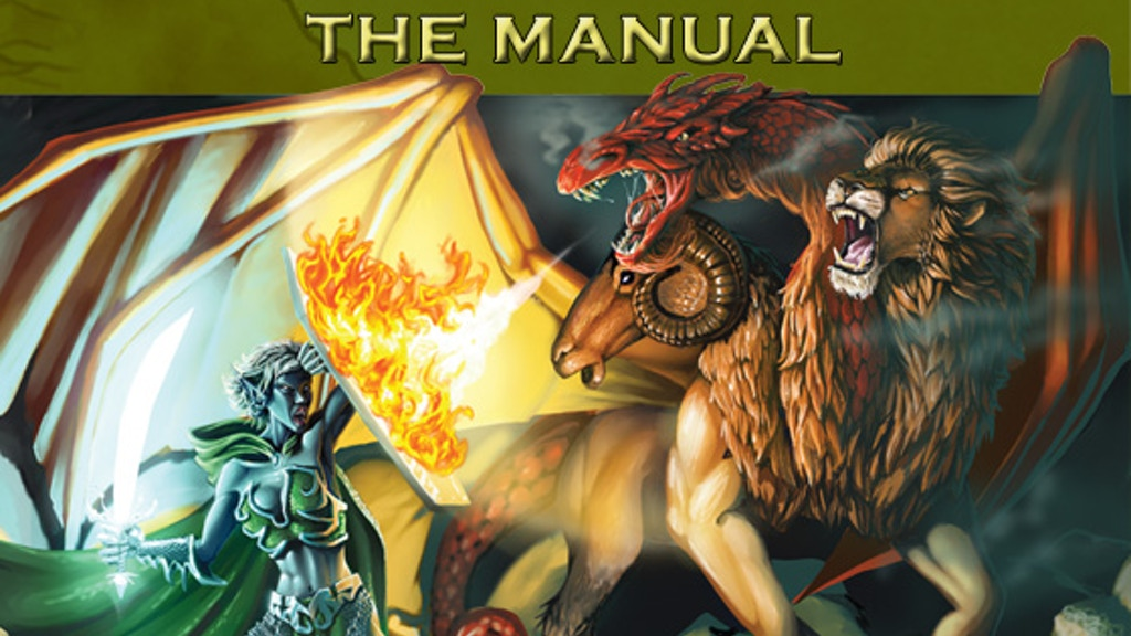 Castles & Crusades: Classic Monster A Monster Manual project video thumbnail