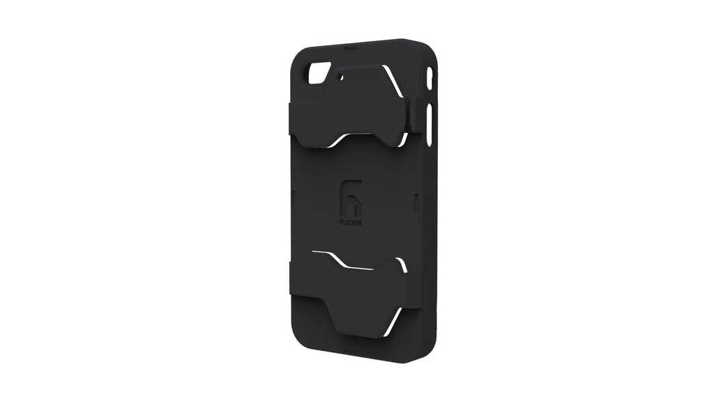 FLICKER Classic: A Special Case for the iPhone 4 and 4S project video thumbnail
