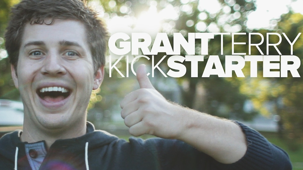 HELP GRANT TERRY MAKE A NEW RECORD project video thumbnail
