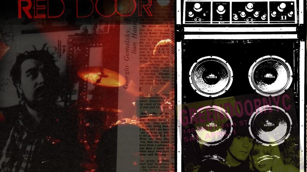 Revive Legendary NYC Rock N' Roll Establishment:  Red Door project video thumbnail