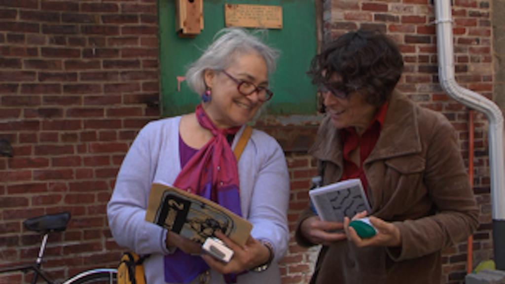 artblog art safaris-van tours of Philly contemporary art project video thumbnail