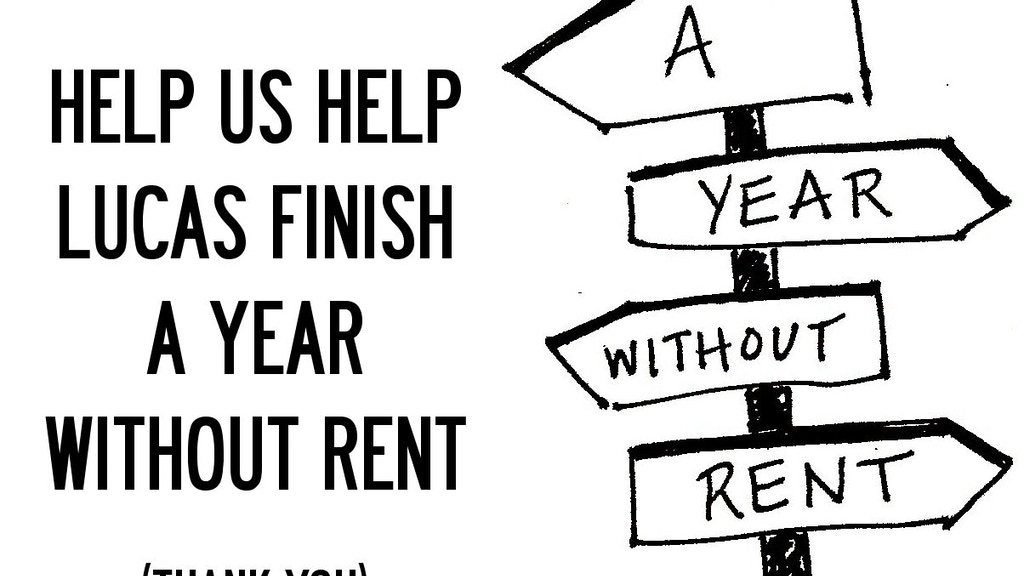 A Year Without Rent - Thanksgiving project video thumbnail