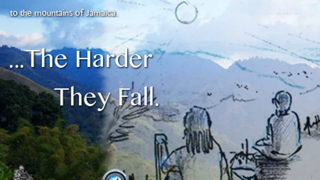 """""""...The Harder They Fall"""" project video thumbnail"""
