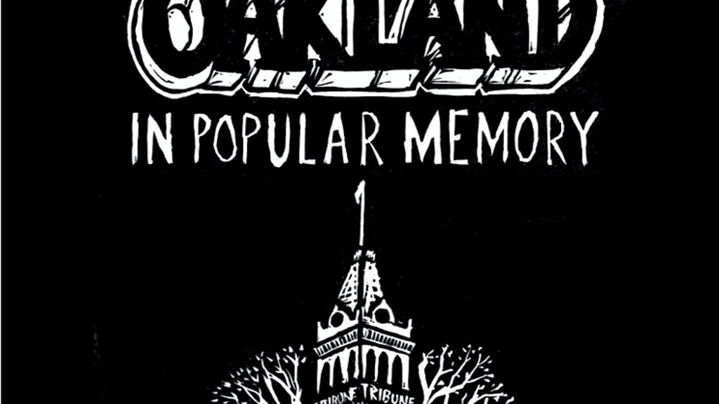 Oakland in Popular Memory book project project video thumbnail