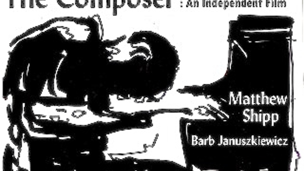 The Composer:  Matthew Shipp & Barb Januszkiewicz Film/art project video thumbnail