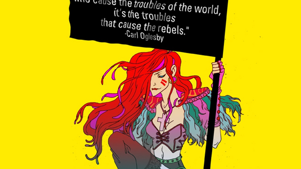 Occupy Comics: Art + Stories Inspired by Occupy Wall Street project video thumbnail