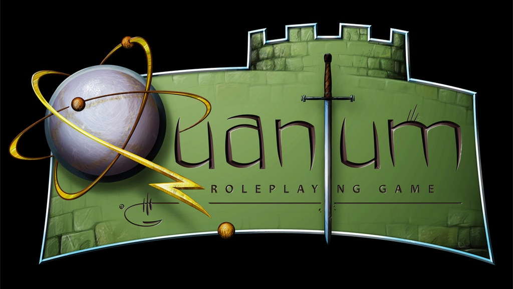 Quantum Roleplaying Game: An ALL NEW Science Fantasy RPG project video thumbnail