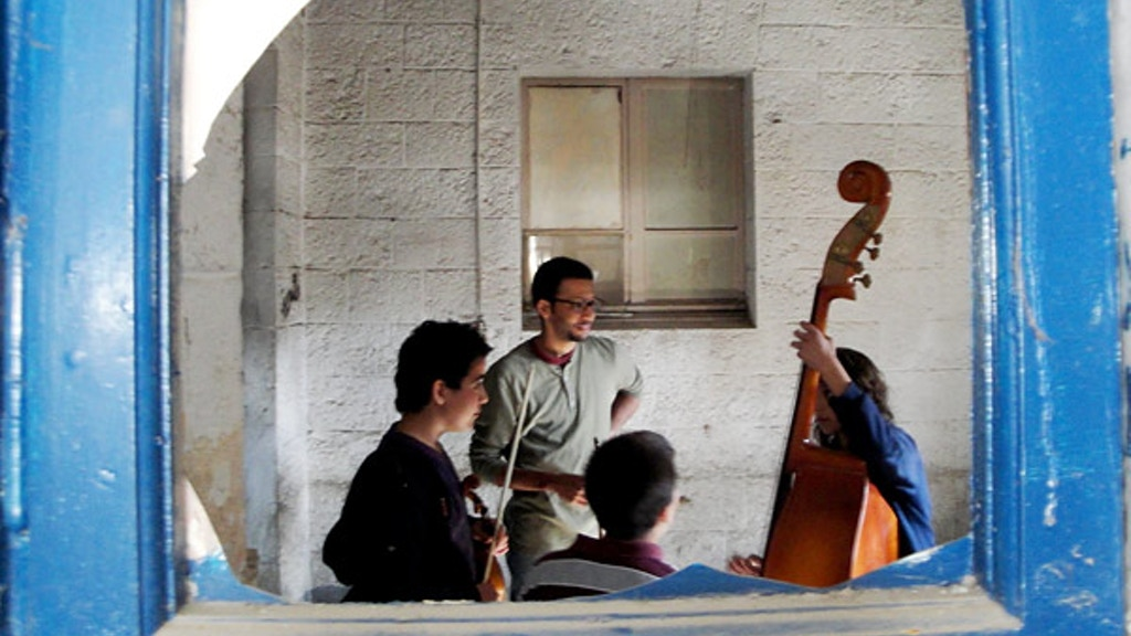 Documenting Harmony: Music Education in the Holy Land project video thumbnail
