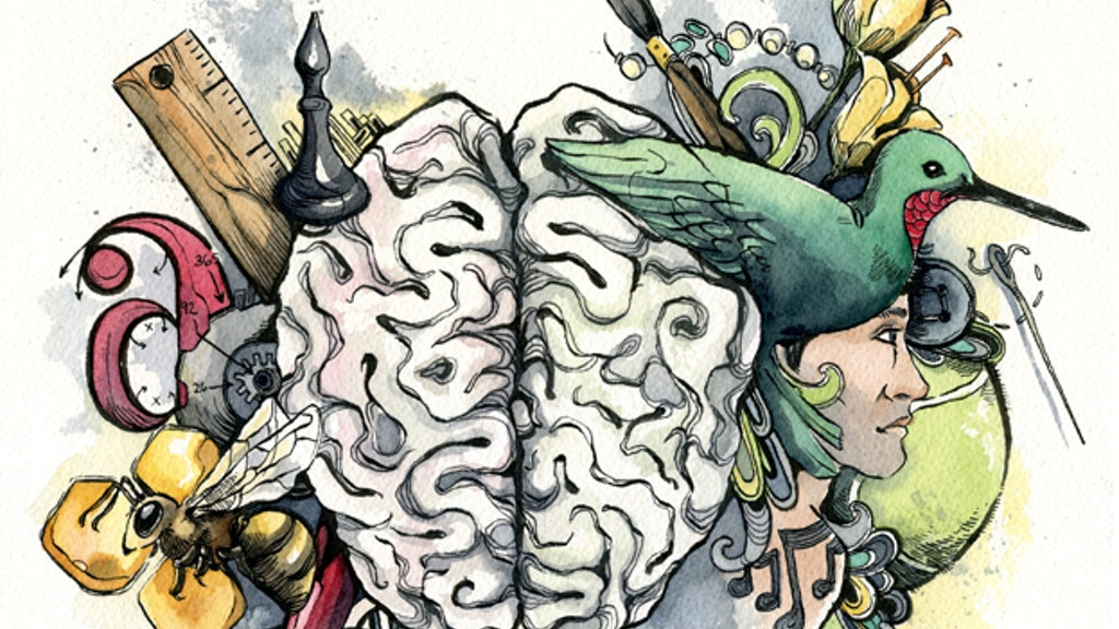 Unlocking The Right Brain A Creative Thinking Workbook Project Video Thumbnail
