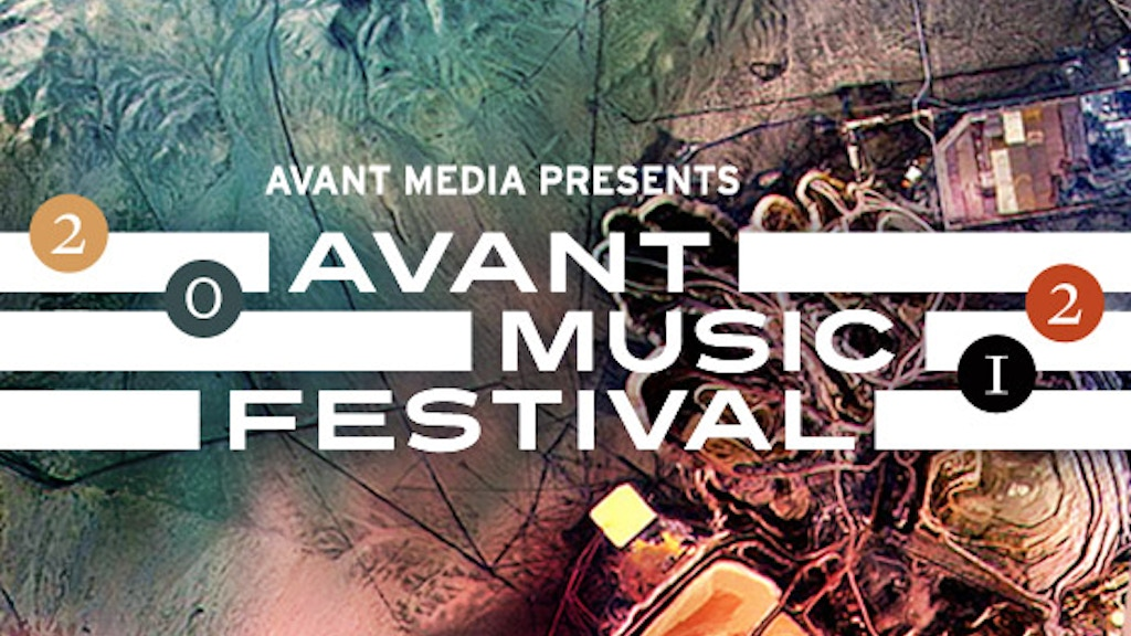 2012 Avant Music Festival project video thumbnail